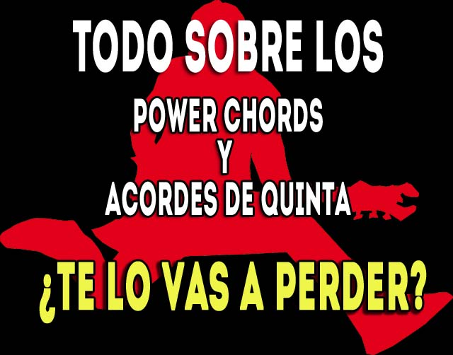 power chords y acordes de quinta